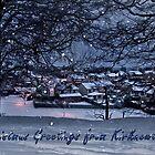 Christmas Greetings from Kirknewton by Chris Clark