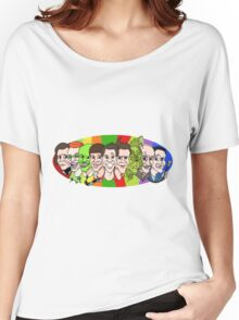 Jim Carrey - Chameleon Women's Relaxed Fit T-Shirt