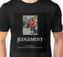 Life's Lesson 7 - Judgement Unisex T-Shirt
