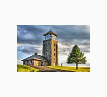 The Observation Tower at Quabbin Reservoir Unisex T-Shirt