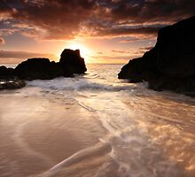 Golden Morning, Bermuda by Lucy Hollis