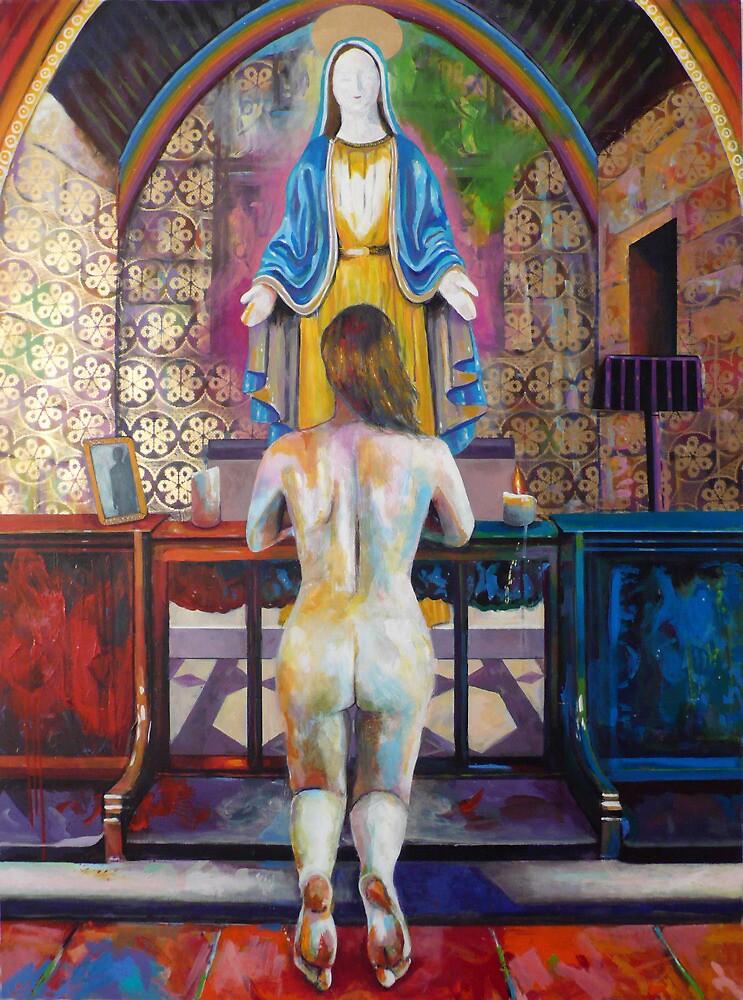 Dios te Salve Maria (Hail Mary) - A homage to the Virgin Mary by Catalina  Viejo Lopez de Roda