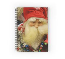 Santa is so busy right now Spiral Notebook