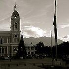 Church in Granada by Scott K Wimer