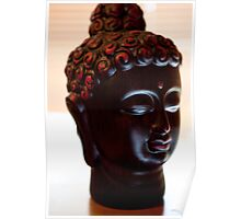 The Face of Buddha  Poster
