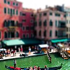 Little gondolier by IgorPetrovic