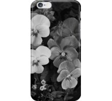 Color...in black and white iPhone Case/Skin