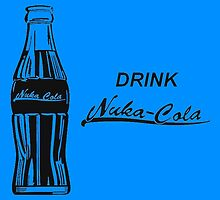 fallout drink nuka cola  by Eevvee
