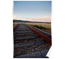 Railway to nowhere  Poster