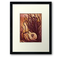 Bliss: The Eternal Now Framed Print