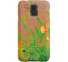 Yellow Papavers................................Most Products Samsung Galaxy Case/Skin
