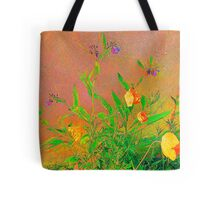 Yellow Papavers................................Most Products Tote Bag