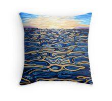 Sun & See Throw Pillow