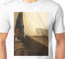 Officer Civil War Tent Unisex T-Shirt