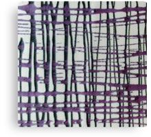 The Matrix Inverted Canvas Print