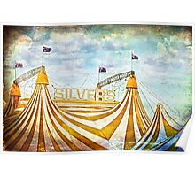 Silvers Circus Poster
