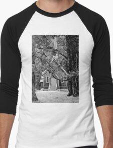 Yosemite House of God Men's Baseball ¾ T-Shirt