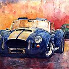 AC Cobra Shelby 427 by Yuriy Shevchuk