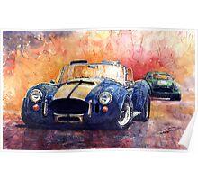 AC Cobra Shelby 427 Poster