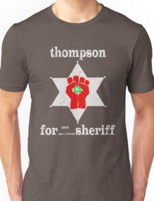 Thompson For Sheriff T-Shirt