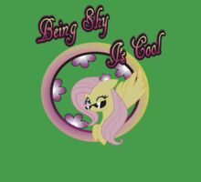 Cool Shy Fluttershy 2 Kids Clothes