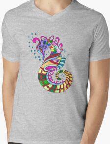 Seahorse  Mens V-Neck T-Shirt