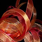 Ribbon works by Tracey  Dryka