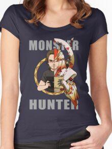 Hunter's Life (Leo Custom) Women's Fitted Scoop T-Shirt
