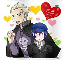 Kannao and Hearts Poster
