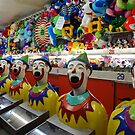 Laughing clown chorus by Graham Mewburn