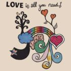 ♥ is all u need by Pip Gerard