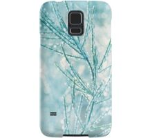 Dew Drops and Bokeh Samsung Galaxy Case/Skin