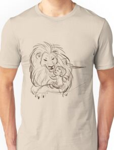 In His Presence Unisex T-Shirt