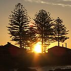 Wallaroo sunset by Bowen Bowie-Woodham