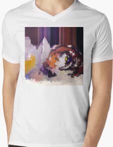 Burrow Mens V-Neck T-Shirt