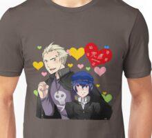 Kannao and Hearts Unisex T-Shirt