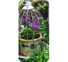 Captive Flowers iPhone Case/Skin