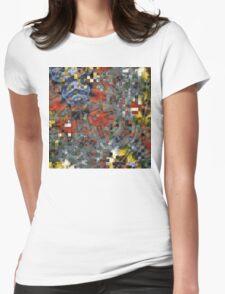 Bush Womens Fitted T-Shirt
