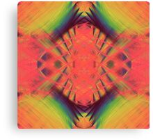 Totally psychedelic  Canvas Print