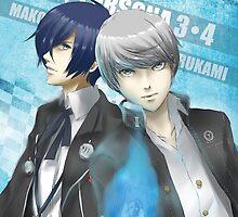 Protagonists by Riyunah