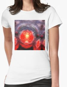 CampFire Womens Fitted T-Shirt