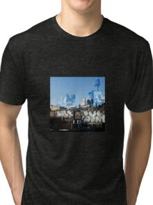 Cityscript Tri-blend T-Shirt