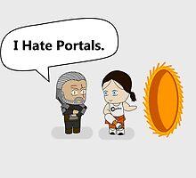 No Portals. by UltimatePikachu