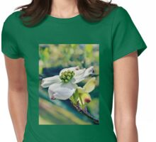 Dogwood Womens Fitted T-Shirt