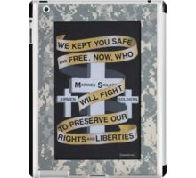 Our Rights and Liberties iPad Case/Skin