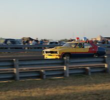 Chaser at the Bairnsdale drags by CarrieCollins