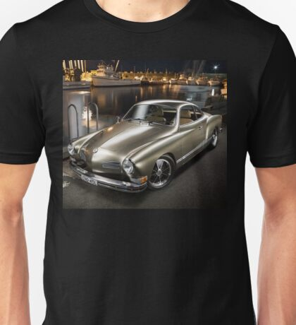 Mark's 1973 Volkswagen Karmann Ghia Unisex T-Shirt