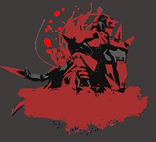 Elric Brothers Red/Grey Version by kurticide