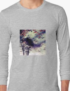 Water and Fall Long Sleeve T-Shirt