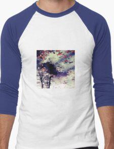 Water and Fall Men's Baseball ¾ T-Shirt